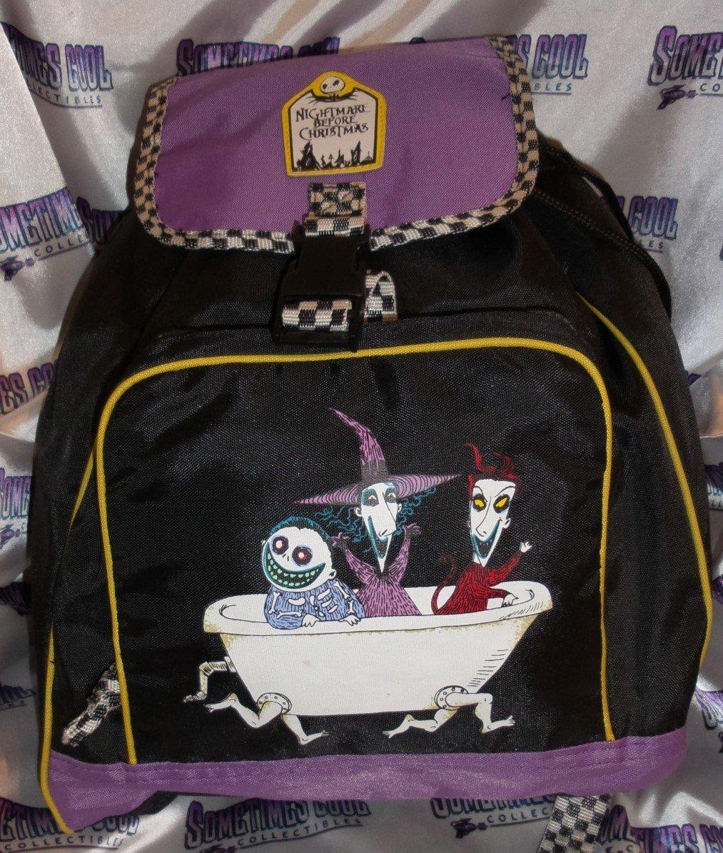 Nightmare Before Christmas : Lock, Shock, & Barrel Backpack