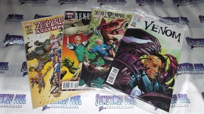 Stan Lee Comic Book Set