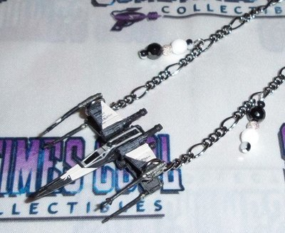 Star Wars : X-Wing Partisan Fighter Necklace