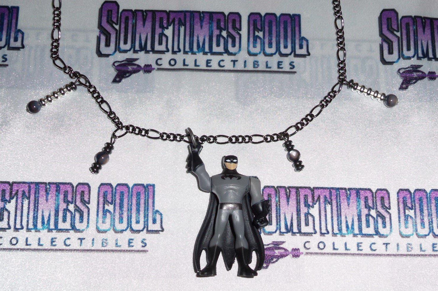 Batman Mini Figure Necklace