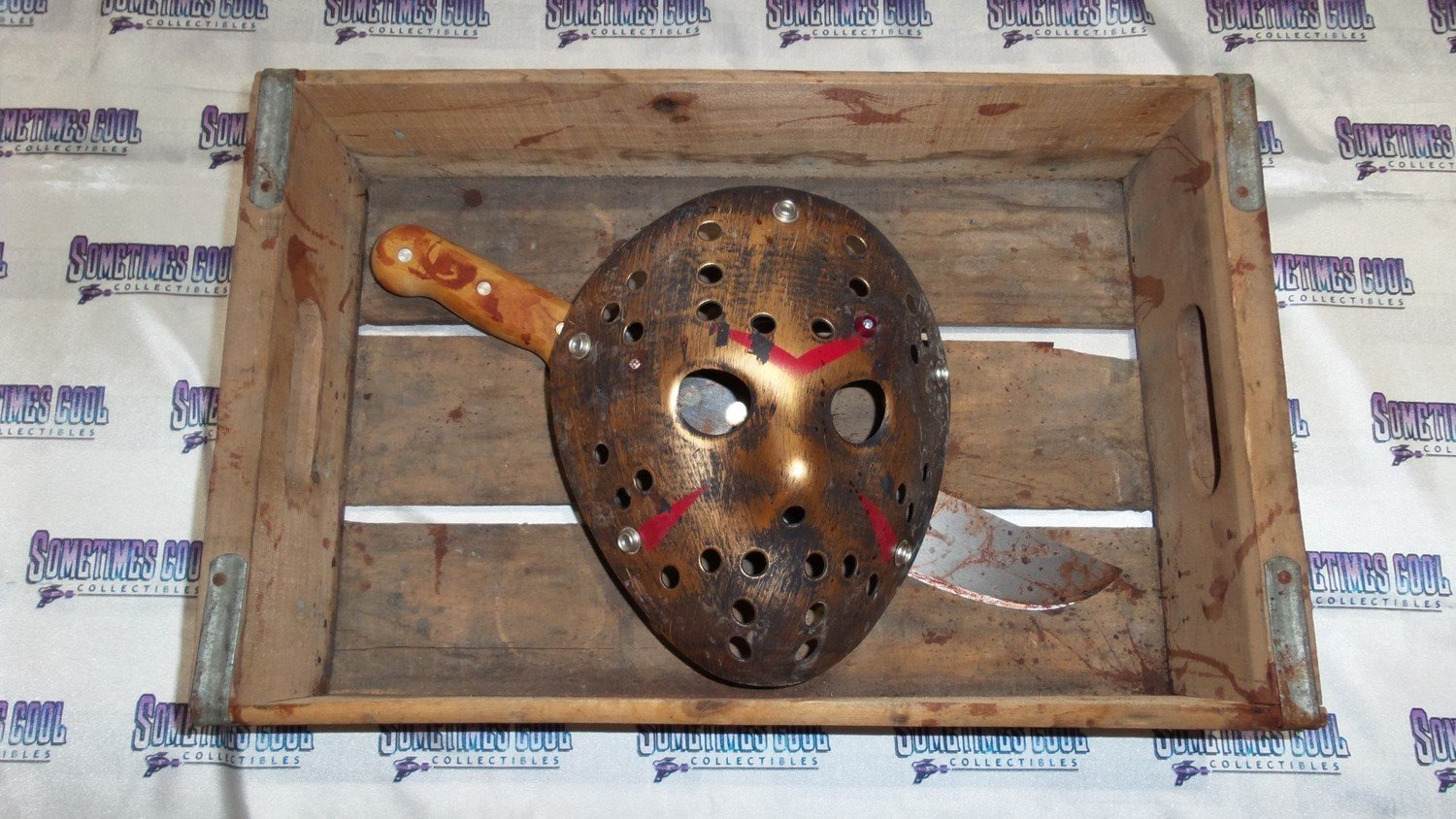 Friday the 13th : Jason Voorhees Crate