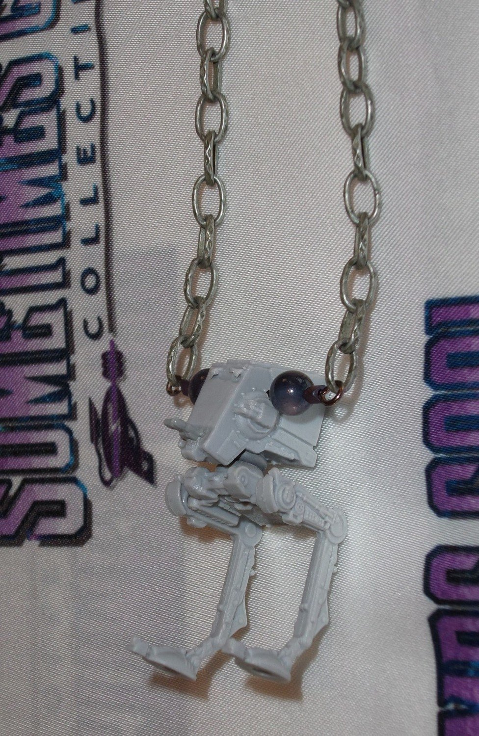 Star Wars : AT-ST Necklace