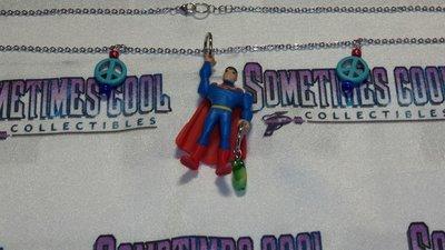 Superman Mini Figure Necklace
