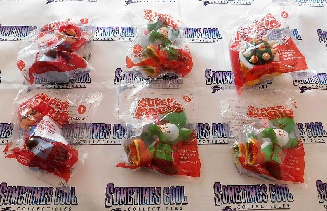 Promo Toys : Super Mario Lot