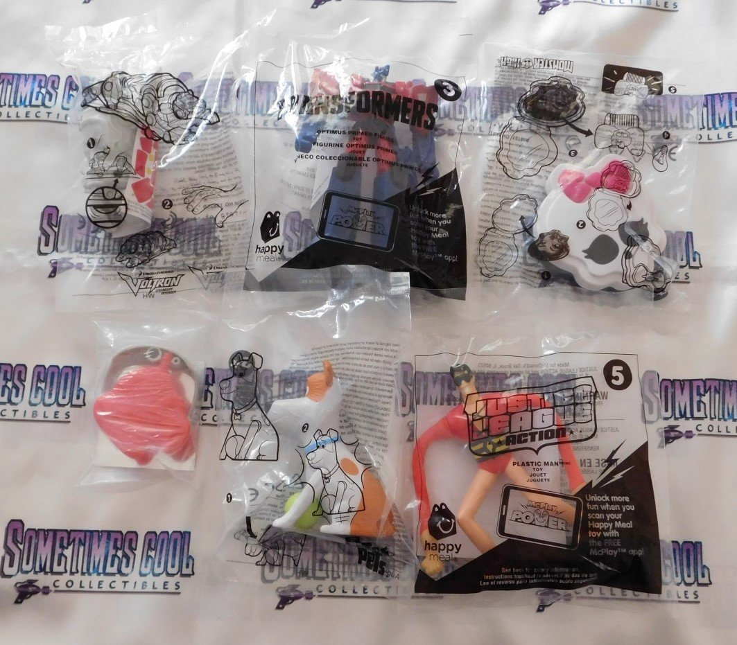 Promo Toys : Miscellaneous Batch #3