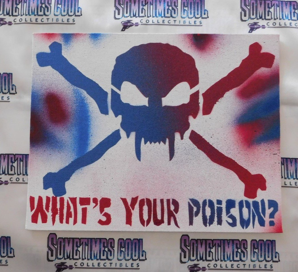 What's Your Poison Painting