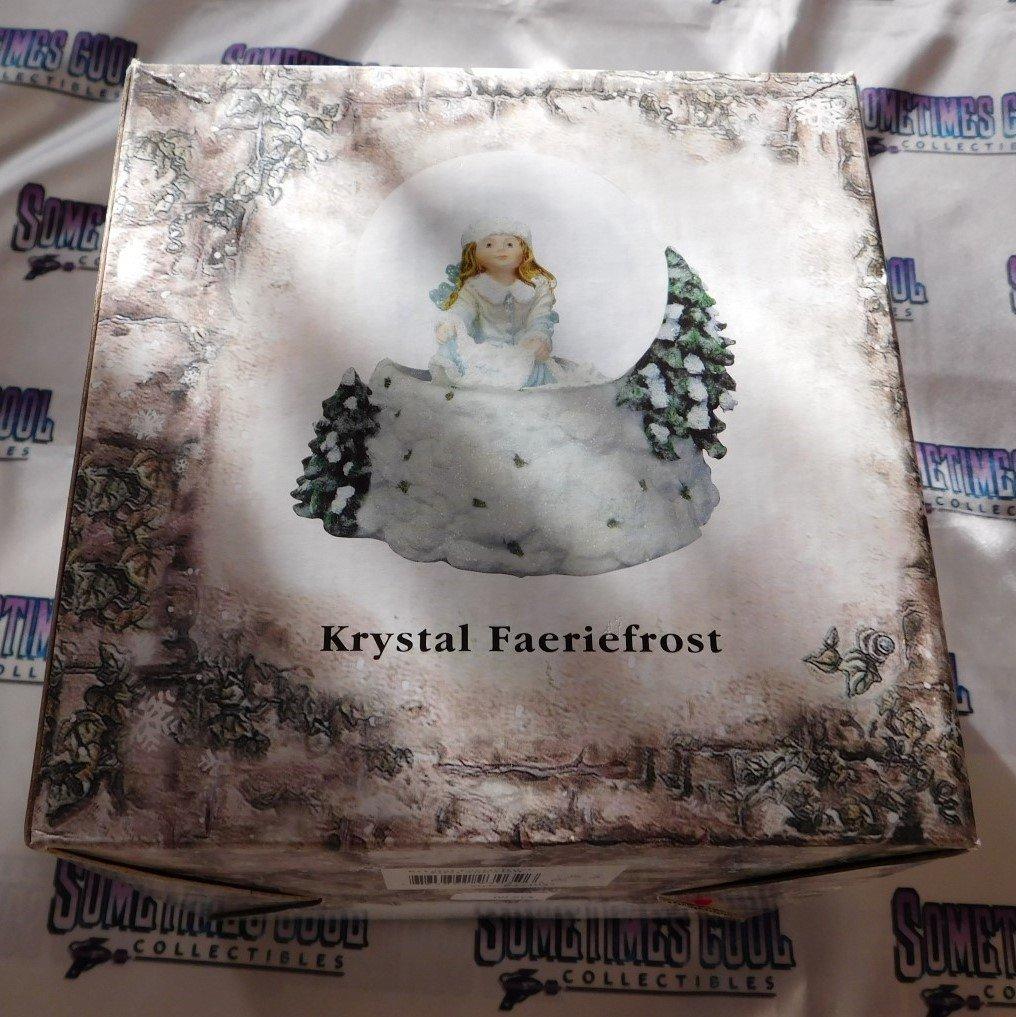 Boyd's Krystal Faeriefrost Snowglobe