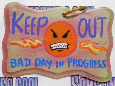 Mini Sign : Bad Day/Good Day