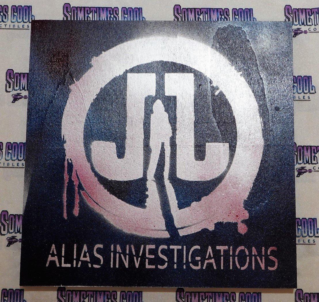 """Jessica Jones : Alias Investigations 12"""" x 12"""""""