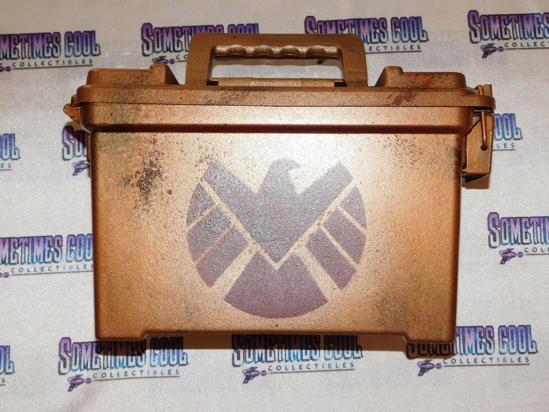 Ammo Box Customized - S.H.I.E.L.D logo (Distressed)