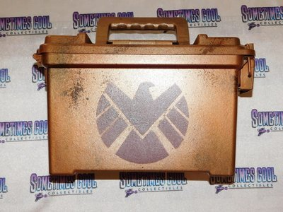 Ammo Box Customized - S.H.I.E.L.D logo (Distressed)