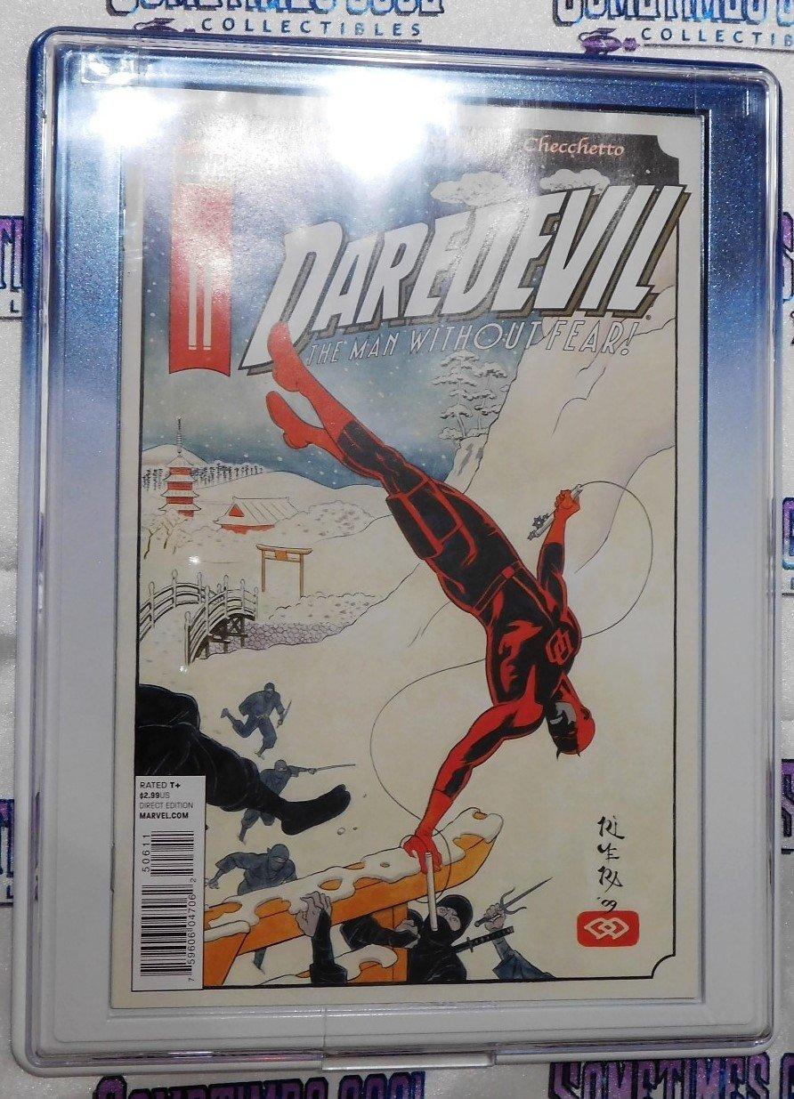 Customized Comic Frame : Daredevil #506