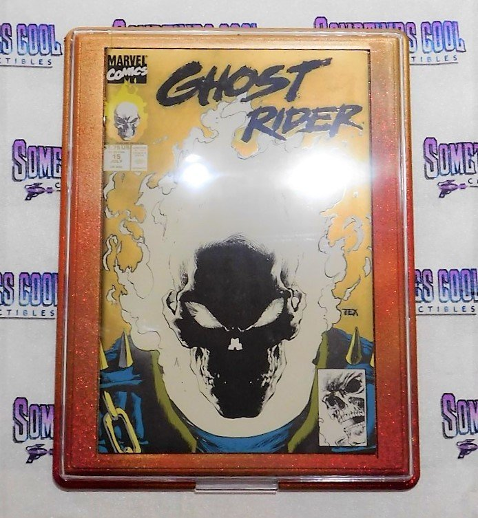 Customized Comic Frame : Ghost Rider #15