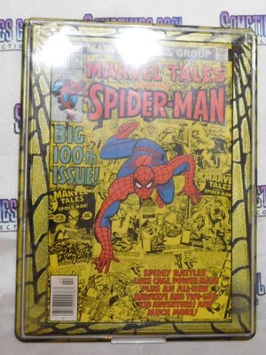 Customized Comic Frame : Marvel Tales #100