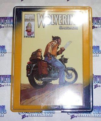Customized Comic Frame : Wolverine Saudade #1