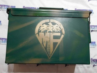 Ammo Box Customized : MegaForce Logo