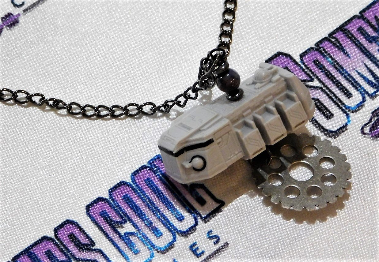 Star Wars : Imperial Troop Transport Necklace