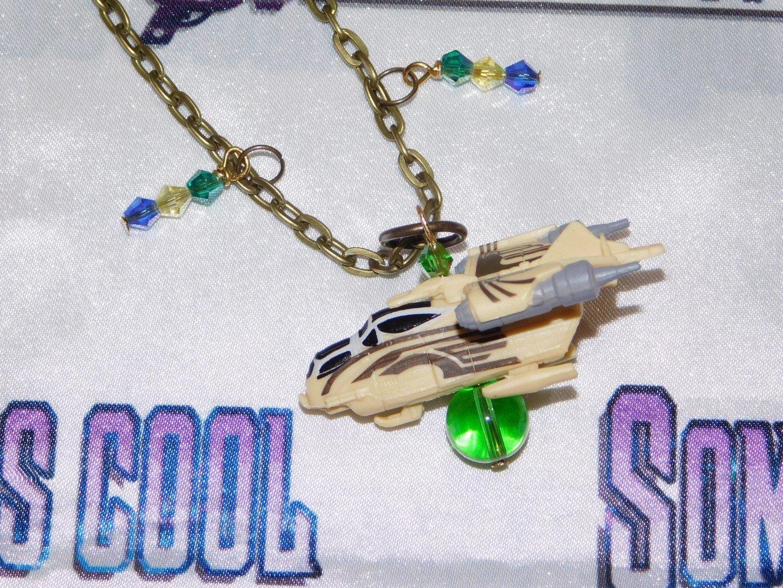Star Wars : Wookie Gunship Necklace