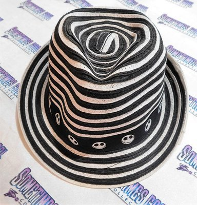 Nightmare Before Christmas Woven Fedora