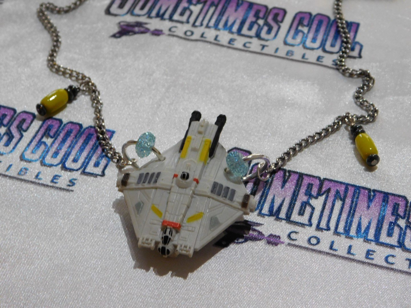 "Star Wars : The ""Ghost"" Ship Version 2 Necklace"