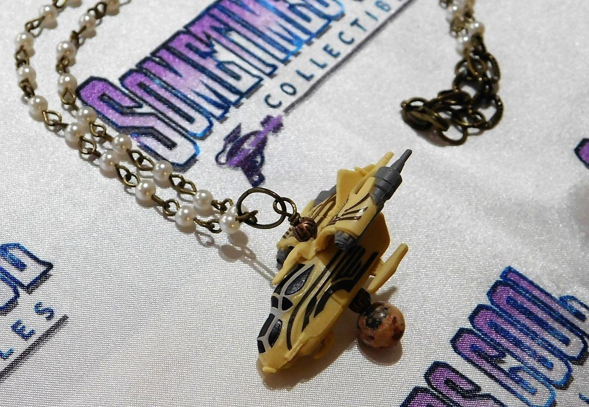 Star Wars : Wookie Gunship Version 2 Necklace