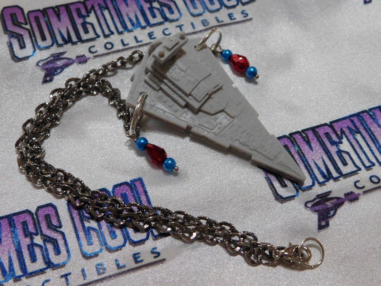 Star Wars : Star Destroyer (Version 2) Necklace