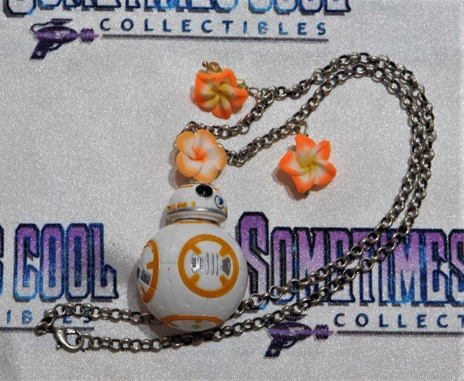 Star Wars : BB-8 Astromech Figure Necklace