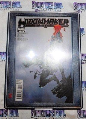 Customized Comic Frame : Widowmaker #2