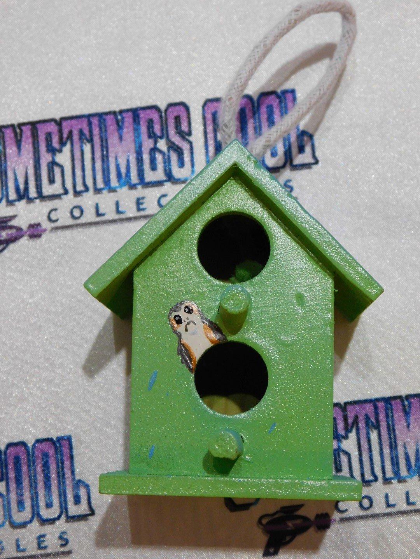 The Porg Birdhouse Ornament