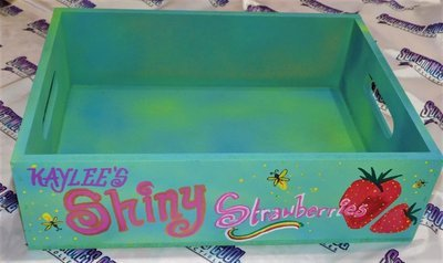Kaylee's Shiny Strawberries Crate