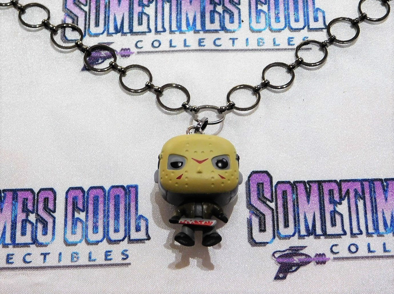 Funko Jason Voorhees Necklace (Friday the 13th)