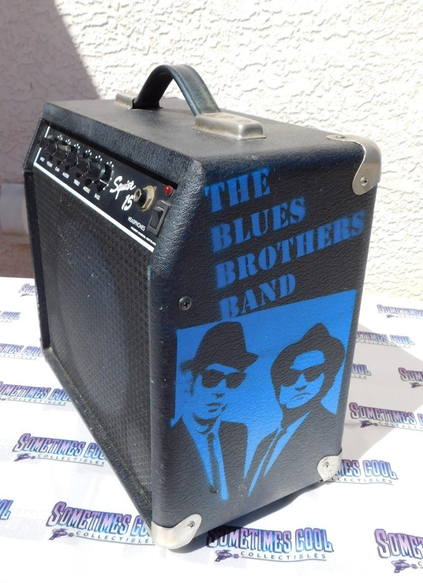 the Blues Brothers Amp Storage Case