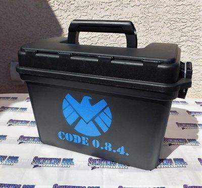 S.H.I.E.L.D. Ammo Utility Box