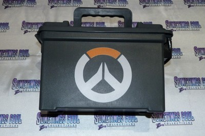 Ammo Box Customized - Overwatch logo