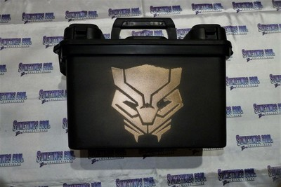 Ammo Utility Box : Black Panther