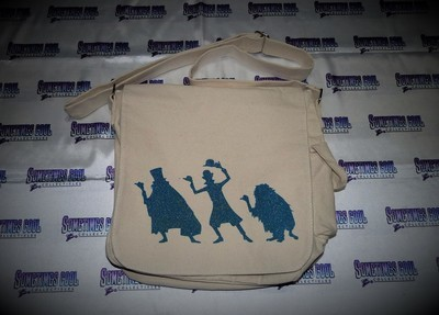 Haunted Mansion Canvas Tote