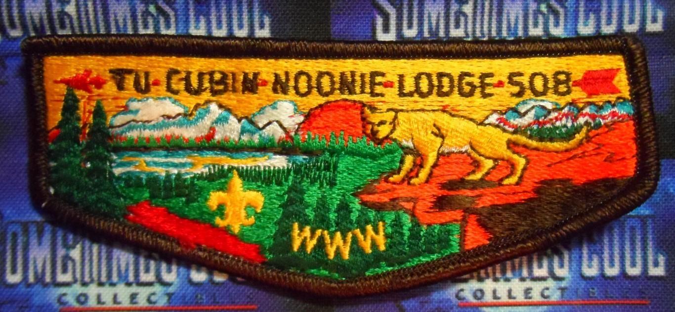 OA Patch : Tu-Cubin-Noonie-Lodge 508
