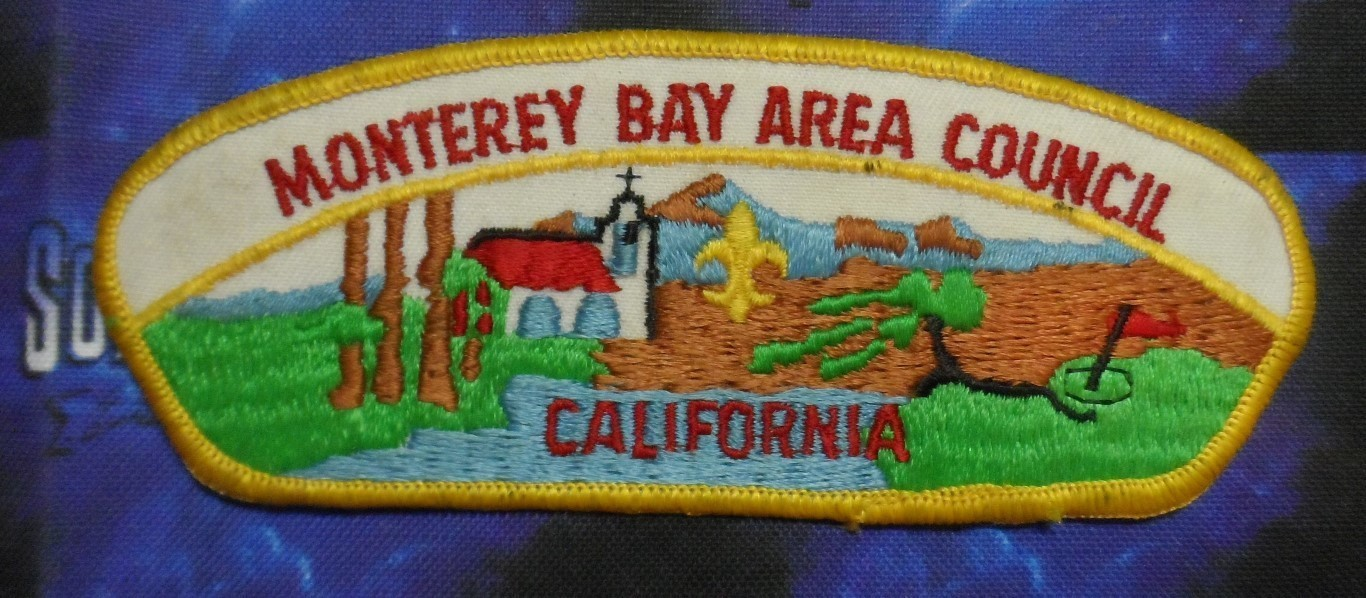Council Patch : Monterey Bay Area Council California
