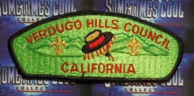 Council Patch :  Verdugo Hills Council California