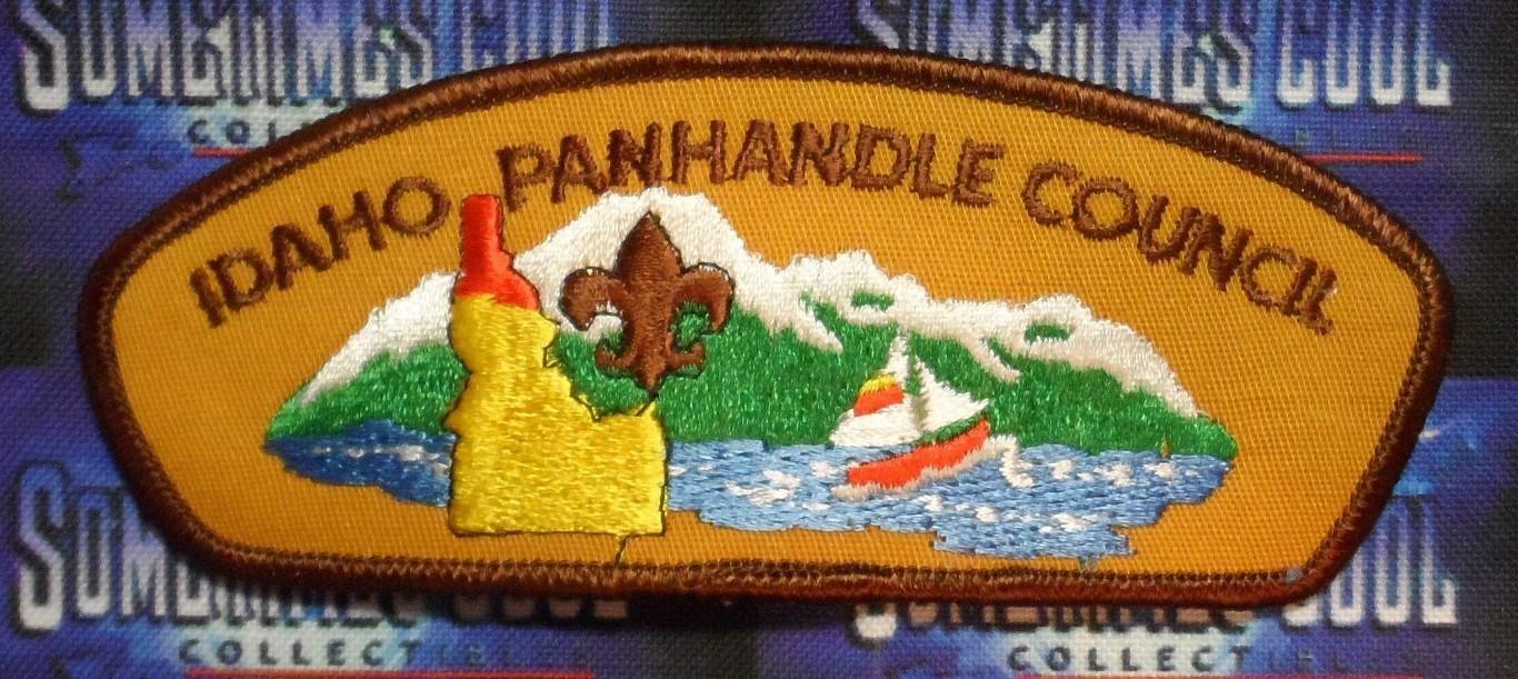 Council Patch : Idaho Panhandle Council Idaho