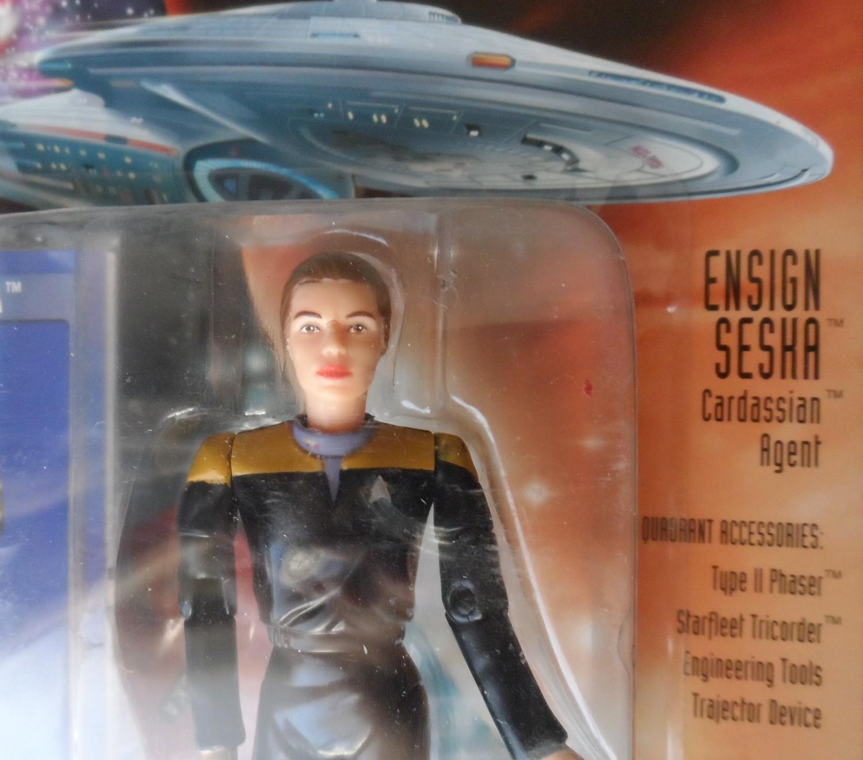 Star Trek Voyager Figure - Ensign Seska