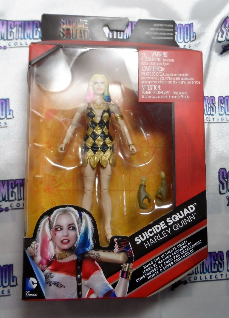DC Multiverse Action Figure : Harley Quinn (Amazon Exclsive)
