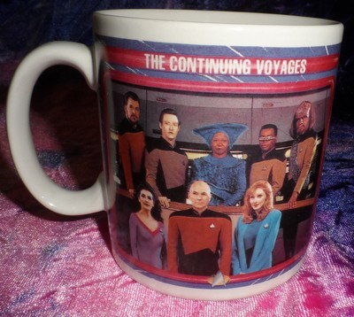ST Next Generation Mug