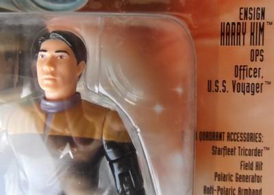 Star Trek Voyager Figure - Ensign Harry Kim