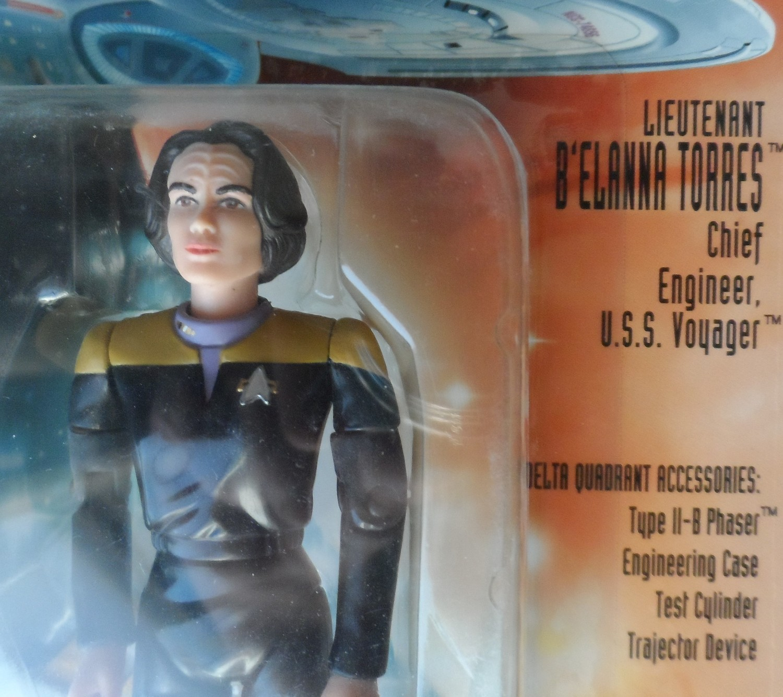 Star Trek Voyager Figure - Lt. B'Elanna Torres
