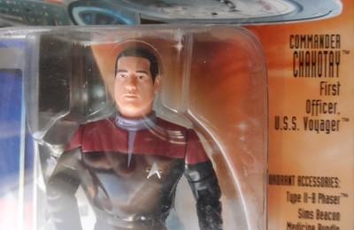 Star Trek Voyager Figure - Commander Chakotay