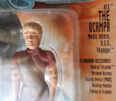 Star Trek Voyager Figure - Kes The Ocampa