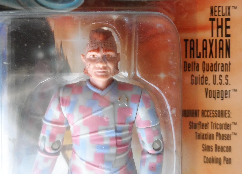 Star Trek Voyager Figure - Neelix the Talaxian