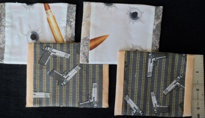 Coasters/Trivets - Guns & Ammo