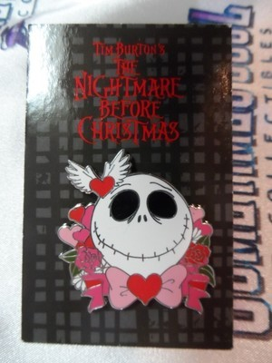 Nightmare Before Christmas Pin - Valentine's Day